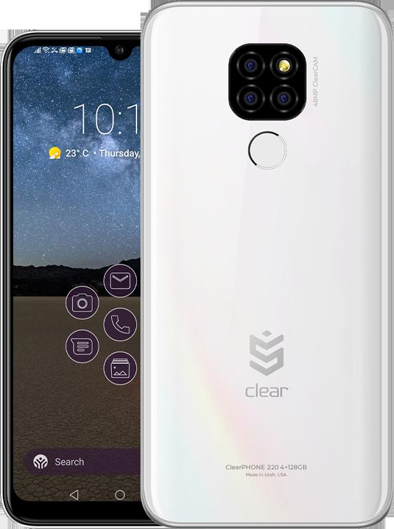 ClearPHONE image